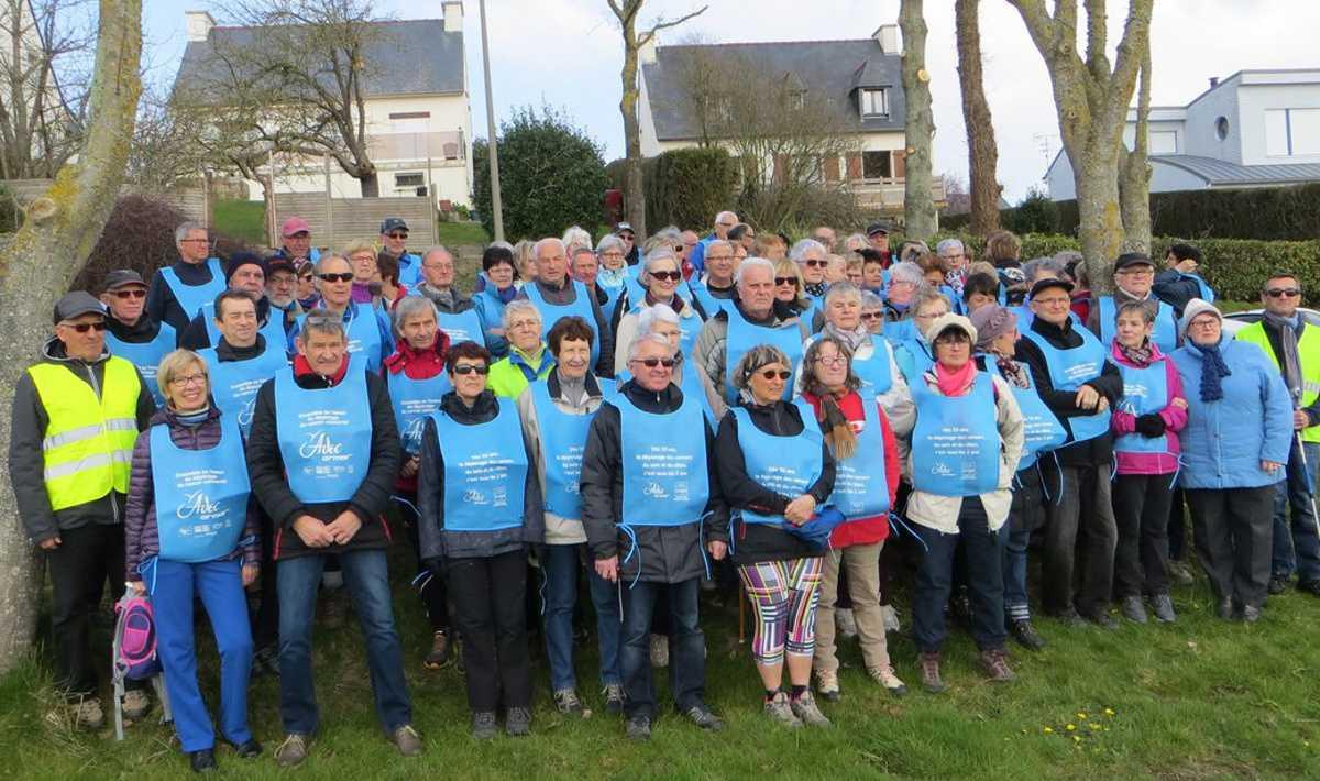 Marche bleue - Mars 2016